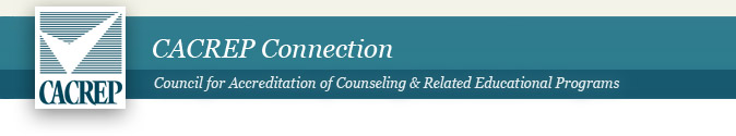 Council for Accreditation of Counseling and Related Educational Programs