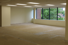 photo of new CACREP office space